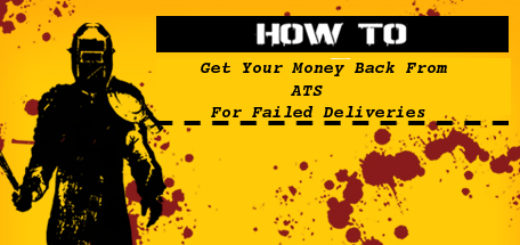 ATS failed deliveries